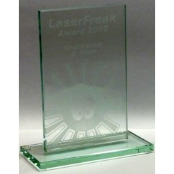 Alexander Graphic Laser Show - Third Place at the LaserFreak Award 2010
