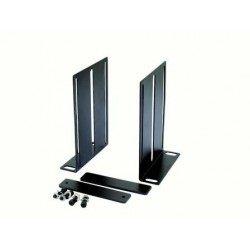 Rack-Mounts for amplifier, back, 2RU